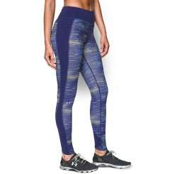 Under Armour Europa Purple Dame Tights